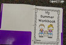 prek homework ideas