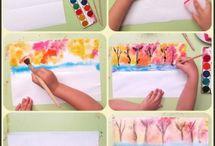 Уроки рисования детям