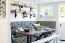 Dinning room / by Beth Purnell