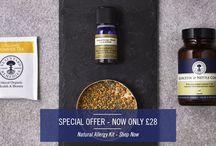 Year of Natural Wellbeing - May Allergies / by Neal's Yard Remedies
