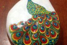 Παγόνια πουλιά