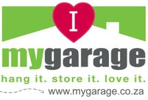 I Love My Garage / For anyone who loves garage organisation and wants to share their ideas, solutions and tips.  Welcome to this Group Board started by www.mygarage.co.za