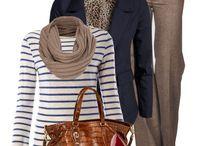 Brown pants idea
