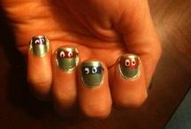 Nails / by Tana Wheeler