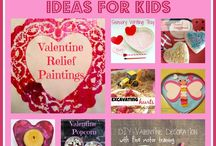 Valentine's Day Activities / valentine's day activities for kids, valentine's day activities for preschoolers, valentine's day activities for school, valentine's day activities for toddlers, valentine's day activities kindergarten, valentine's day activities for students
