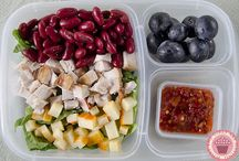Lunch Ideas / by Candy Miller