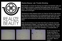 Formulating Tips / Some how to tips and tricks to help you on your formulating journey. If it all goes wrong or you decide it just looks too complicated then contact us!  www.realizebeauty.com