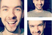 Jacksepticeye / Are you obsessed with Jacksepticeye, they ask me. No, I answer. I'm in love with Sean William McLoughlin.