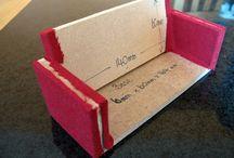 dollhouse upholstery