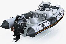 Süper yacht tender