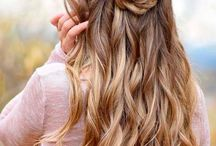 #Beautiful hairstyle