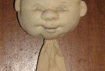 nylon doll