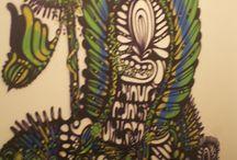 Cultura nativa do Brasil / Cultura dos nativos brasileiros, sua história, sua arte e sua medicina.