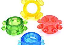 Anél Peniano / O anel peniano é uma forma segura e prazerosa, retardando a ejaculação e estimulando ao mesmo tempo.
