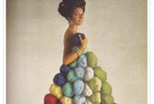Inspired by knitting