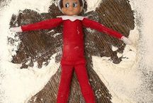 Elf on a Shelf!!! / Where is that little bast*rd today?