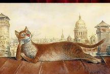 Коты Санкт-Петербурга