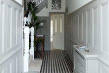 Hallway Old Brompton
