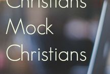 Christian Living / by Darlene Schacht (TimeWarpWife.com)