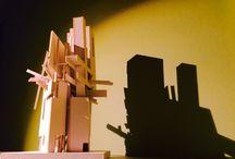 My models / maquettes