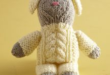 Knit & Other Crafts / by Kamille H