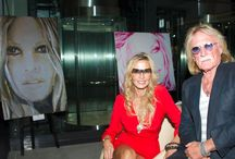 #BBForever by #UnaStTropez / Painter Una St Tropez pays a warm tribute to mythic French actress Brigitte Bardot through her exhibition BB Forever at Hotel de Paris in Saint-Tropez. http://yesicannes.com/una-st-tropez-honors-bb-forever/