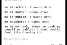 ~Artist Problems~ / We all have that problems :/