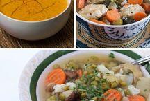 Recipes: Dinner: Soups