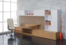 Contemporary Office Furniture / Modern office furniture by StrongProject reinvents your workspace, fostering the productivity and creating the character that defines your company.