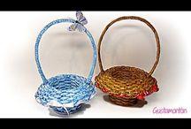 Baskets to make