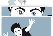 The Boy Who Fell from the Sky - Web comic / 0