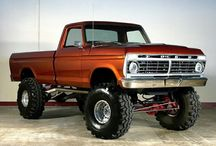 Cool Trucks and SUV's