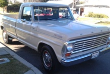 Old Trucks / by Whiting Family