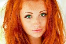 Redhead dream.