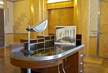 Art Deco Möbel / Art Deco Möbel.