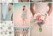 Coral & Tiffany Wedding