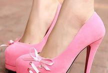 Shoes My Heroines Might Wear