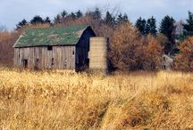 I love Barns / by Candi Haynie