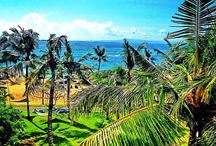 Breathtaking view / Imagine your dream, Create your happiness, Live your life