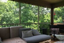 Raintight Systems. / With all this rain we have had, why not stay dry in our Gorgeous Screen Rooms. We do it all, from Under Decks to Patio Covers to Full Screen Rooms. Please come check out our photo galleries @ raintightdecks.com or porch.com or pinterest.