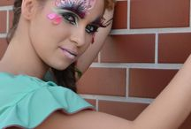 Creative makeup / www.sylviana-art-design.hu