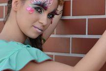 Creative makeup / www.sylviana-art-design.hu