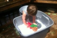 Wee One, Summer Fun! / by Willows Grammie