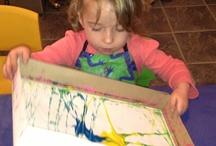 Barking Cat Studio Little Hands Creative Play Class Art Projects