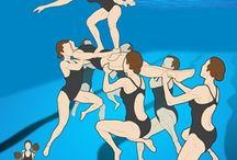 Synchro Swim