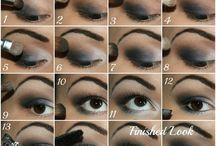 Make-up/Sminke