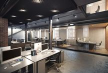 Work. Space. Design / Office space / by Lynnae Lyons