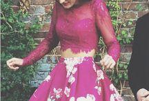 Courtwarming Dresses
