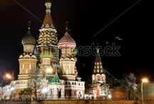 The Nightlife Moscow--Backgrounds