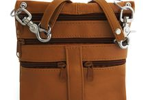 Leather Crossbody on Tanga.com